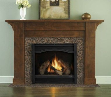 6000c Gas Fireplace