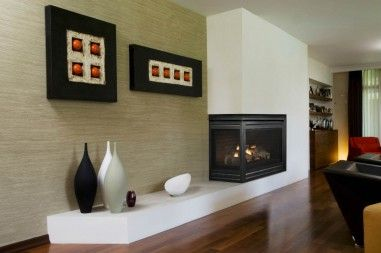 Corner Series Gas Fireplace