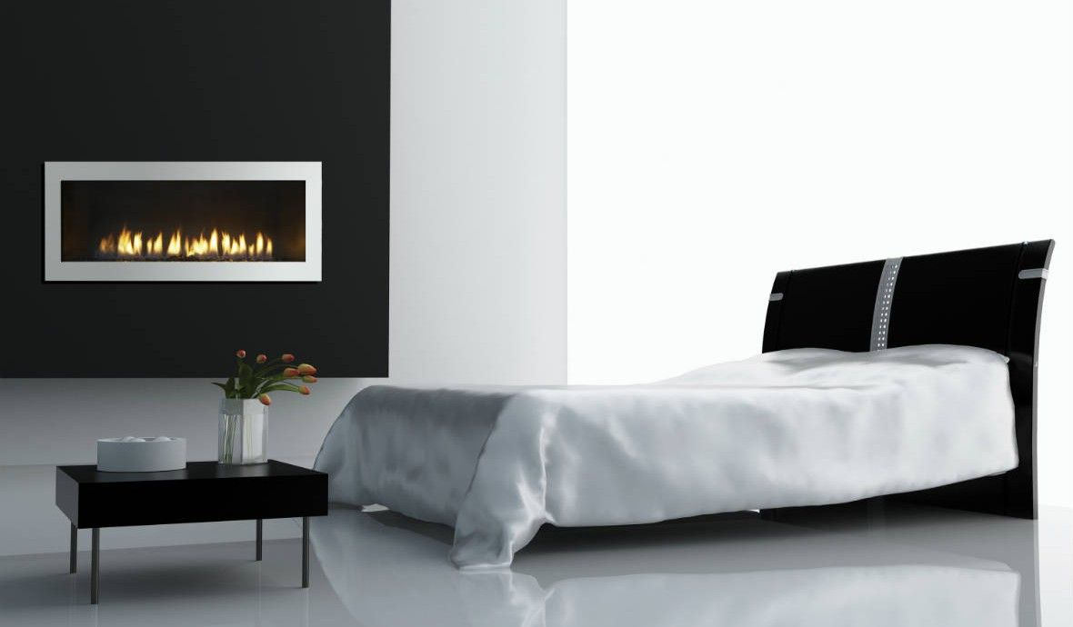 Cosmo fireplace
