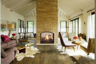 Escape ST gas Fireplace