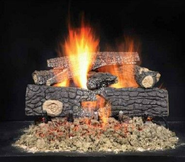 Fireside Realwood Gas Logs