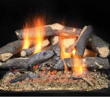 Fireside Supreme Oak Gas Logs