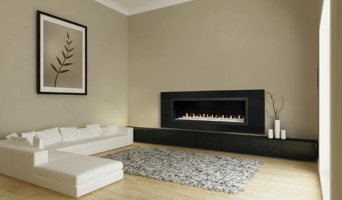 Red 40 Fireplace system
