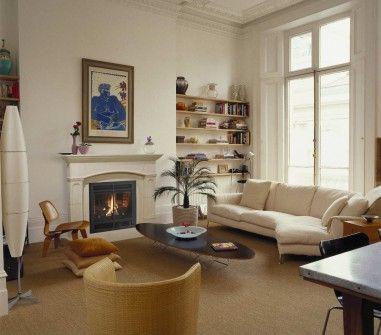 SlimLine 750 TV Gas Fireplace