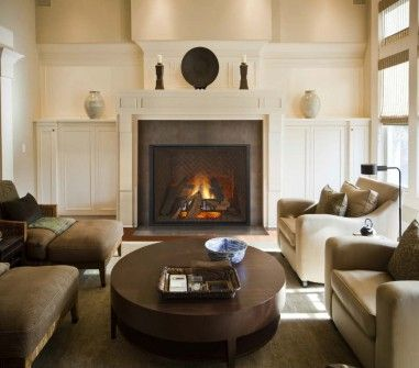 True Gas Fireplace