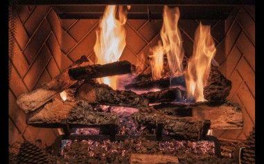 Split Timber Gas Logs