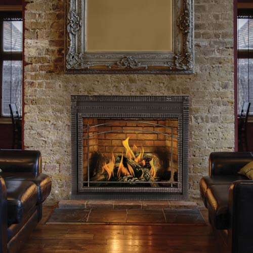 STARFIRE DIRECT VENT GAS FIREPLACE