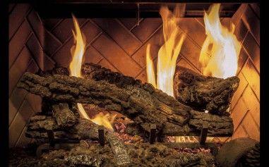 CYPRUS Wildfire Gas Logs