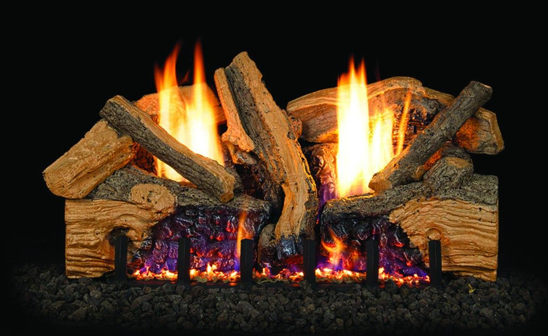 FOOTHILL SPLIT OAK GAS LOGS