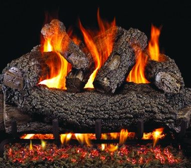 FOREST OAK GAS LOGS
