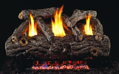 GOLDEN OAK DESIGNER GAS LOGS