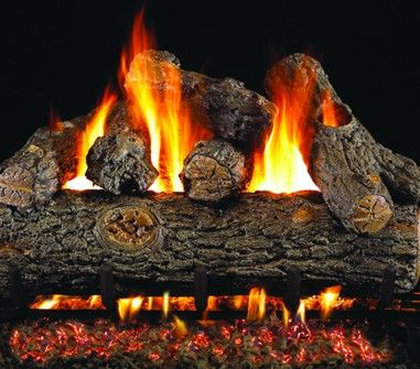 GOLDEN OAK DESIGNER PLUS GAS LOGS