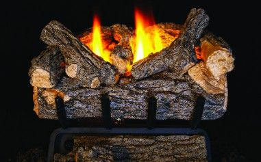 VALLEY OAK GAS LOGS SMALL